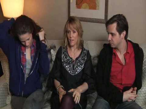 The Cake Eaters Interview with Kristen Stewart, Aaron Stanford and Mary Stuart Masterson Part 1
