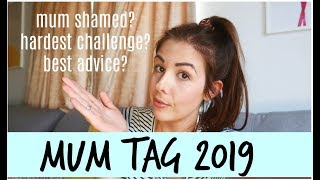 MUM SHAMED BY MY HEALTH VISITOR! | MUM TAG 2019 |  | KERRY CONWAY