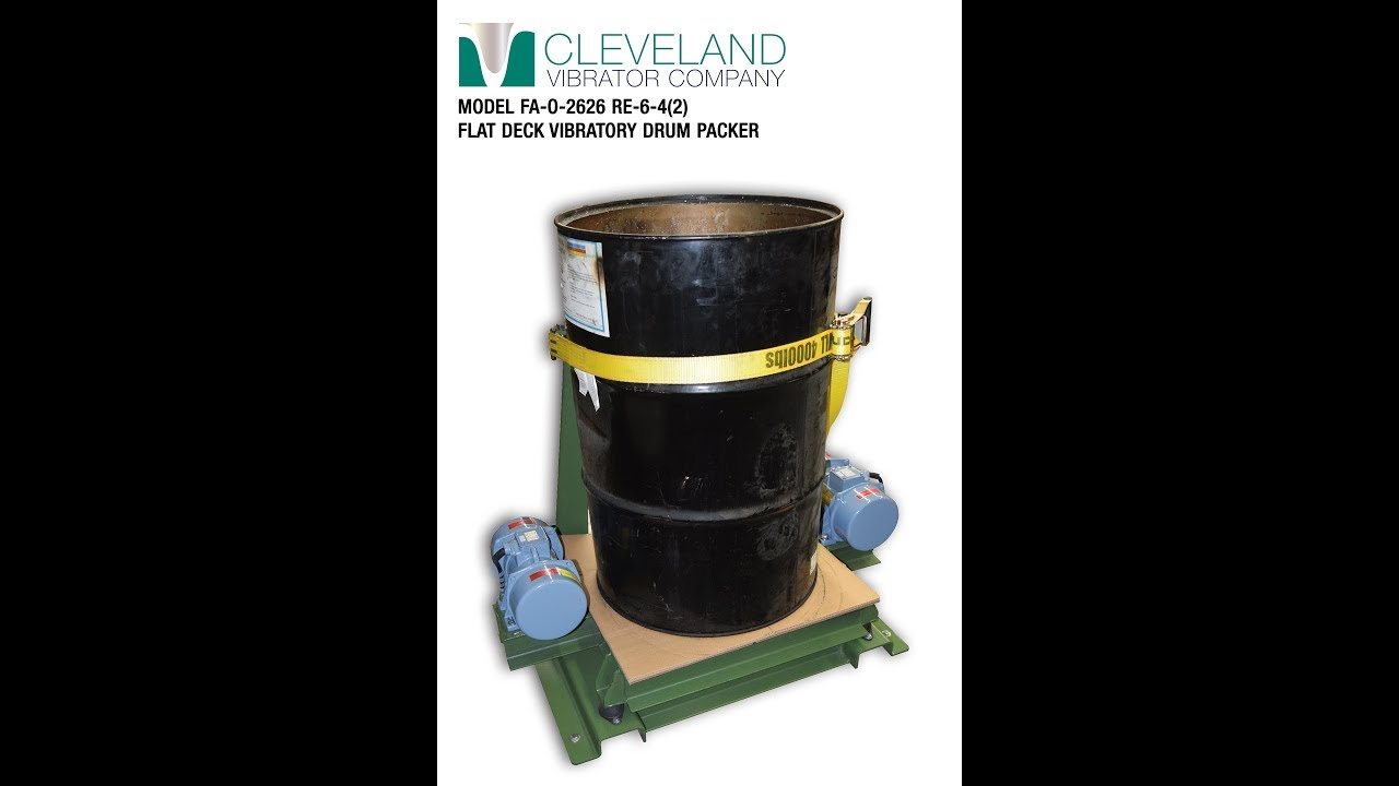 Excavation vibrator packer