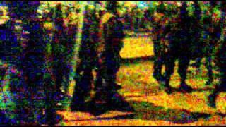 Llegada de militares al rescate del presidente Correa