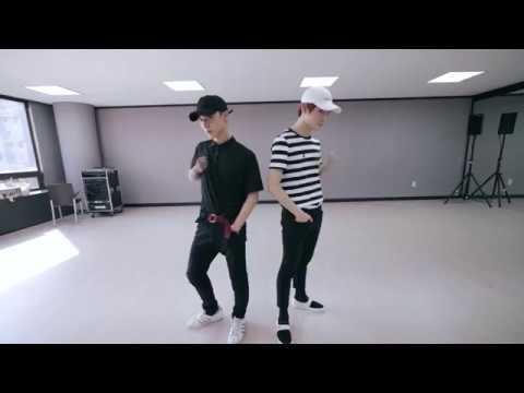 NCT U (엔시티 유) - Baby Don't Stop Dance Practice (Mirrored)