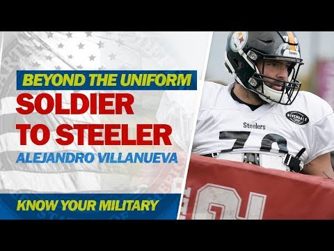 Soldier to Steeler