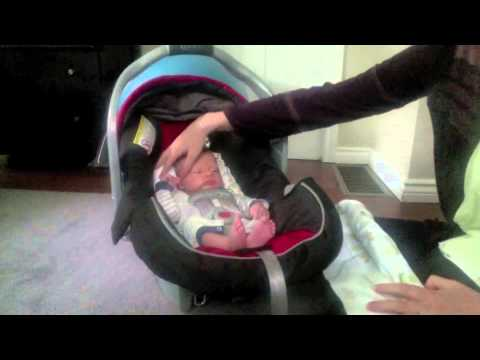 How to Secure Your Newborn in Their Car Seat