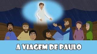 A viagem de Paulo - Episódio 9