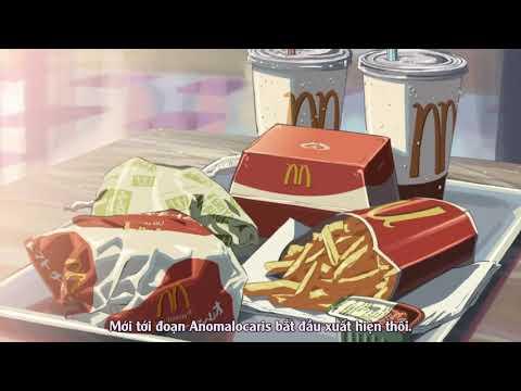 Học Tiếng Nhật Qua Phim- 5cm/giây