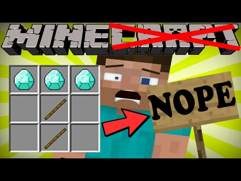 Thumbnail: If You Couldn't Craft in Minecraft
