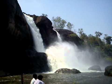 Athirappalli Falls