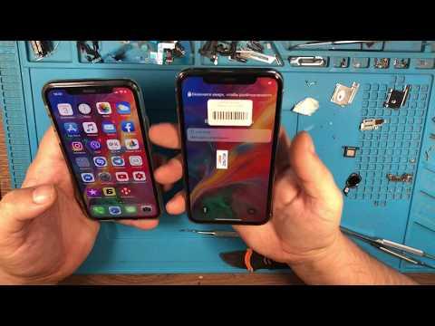 ZY OLED - Китайский олед дисплей для iPhone X