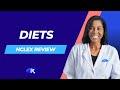 NCLEX Review: Diets