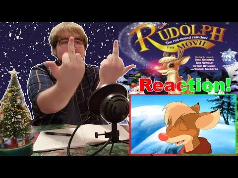 Rudolph, The Red-Nosed Reindeer (1998) | Reaction