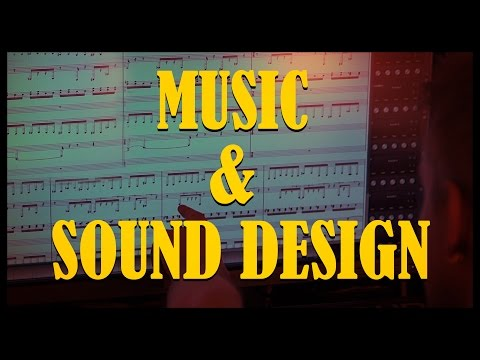 The Process of Music & Sound Design