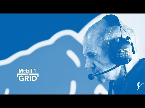 A Charge To Glory – Adrian Newey On The Rise Of The Red Bull F1 Team | M1TG