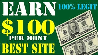 Best Ptc Site | Earn Money Up To $100 Per Month For Free