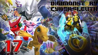 Digimon Story Cyber Sleuth   Part 17 Ghost of Shibuya