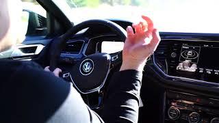 TEST - Volkswagen T-roc 2.0 TDI 4Motion Sport - Volan