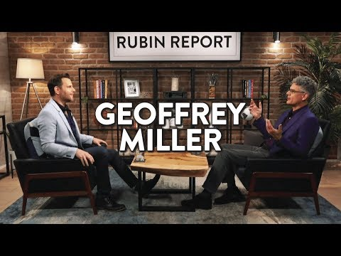 A Deep Dive Into Evolutionary Psychology And Sexuality | Geoffrey Miller | ACADEMIA | Rubin Report