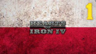 Hearts of Iron 4 -1933 - Polska - Prewencyjny Atak na Niemcy w 1934 roku.