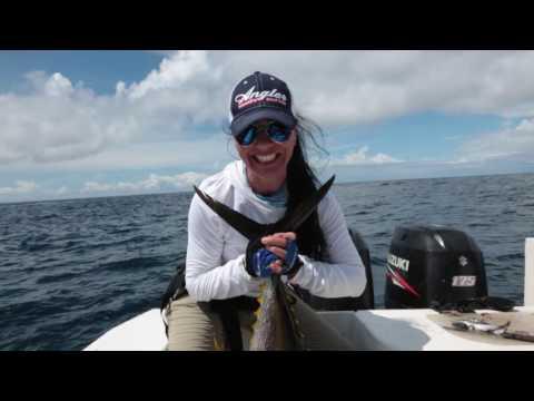 Gulf Of Chiriqui, Panama Inshore & Tuna Fishing