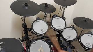 Galau - Five Minutes ( Drum Cover by MieCombat)