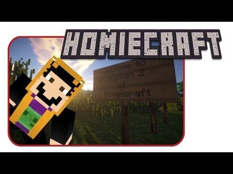 SEASON 2 HYPE!!! | Minecraft: Homiecraft | S2 Ep.1
