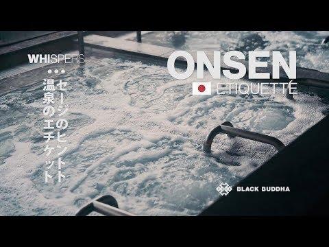Onsen Etiquette | Black Buddha (Tokyo)