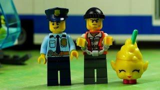 Porwanie | Lego City Policja & Shopkins | Bajki dla dzieci