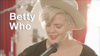 Betty Who Performs