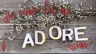 """St Andrew's Community UMC Livestream Contemporary Service ADORE Series """"Offspring"""" Dec. 13, 2020"""