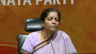 Video Press Conference by Defence Minister Smt Nirmala Sitharaman download MP3, 3GP, MP4, WEBM, AVI, FLV Juli 2018