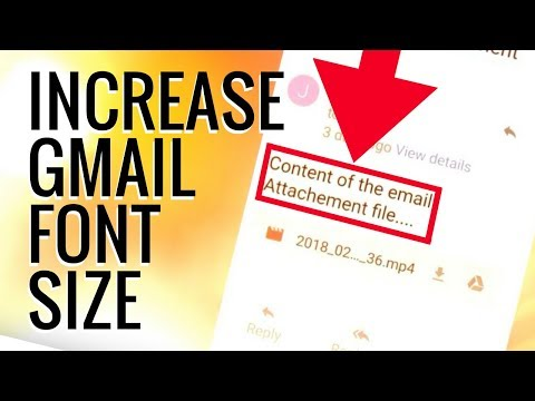 Android Gmail Increase Font Size [SOLVED] #9