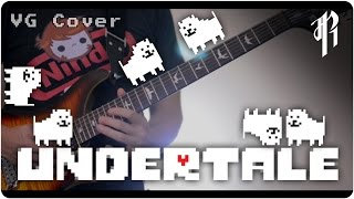 Undertale: Spider Dance - Metal Cover || RichaadEB