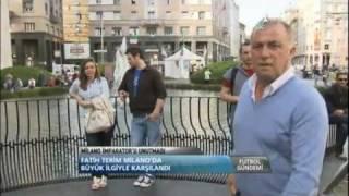 imparator Fatih Terim Milanoda Grande