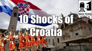 Visit Croatia - 10 Things That Will SHOCK You About Croatia