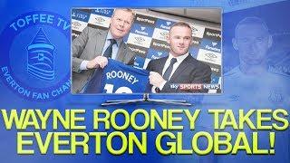 Wayne Rooney Takes Everton Global thumbnail
