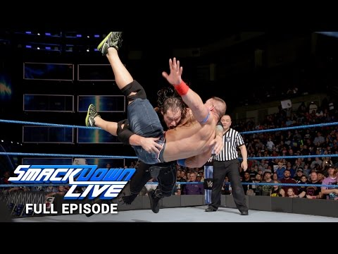 WWE SmackDown LIVE Full Episode, 10 January 2017