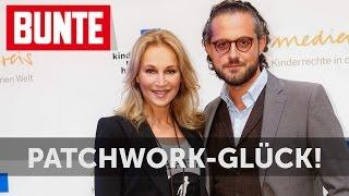 Caroline Beil: So funktioniert ihr Patchwork-Glück   - BUNTE TV
