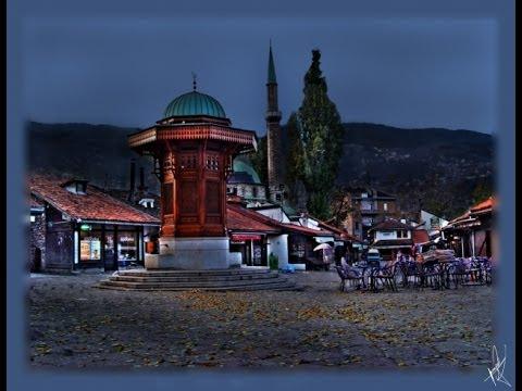 BAŠ-ČARŠIJA - S A R A J E V O - OLD TOWN ( 1462 - 2014) EPP