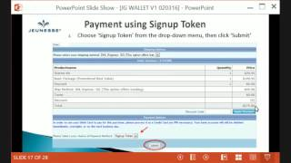 Setting Up Your E-Wallet with Jeunesse