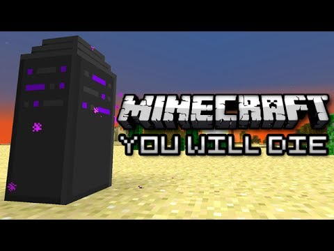 Minecraft: YOU WILL DIE (Mod Showcase)