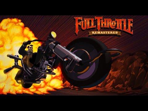 С-с-combo Breaker играет в Full Throttle Remastered (лучший квест всех времен)