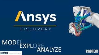 Erfolgsrezepte: Simulation demokratisieren mit Ansys Discovery