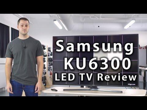 Samsung KU6300 TV Review - Rtings