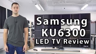 Samsung KU6300 TV Review - Rtings.com