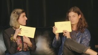 BØRNS On His Guilty Pleasures, Past Lives & More! #NewlyFriends