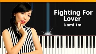 "Dami Im - ""Fighting For Love"" (Karaoke / Instrumental Remake)"