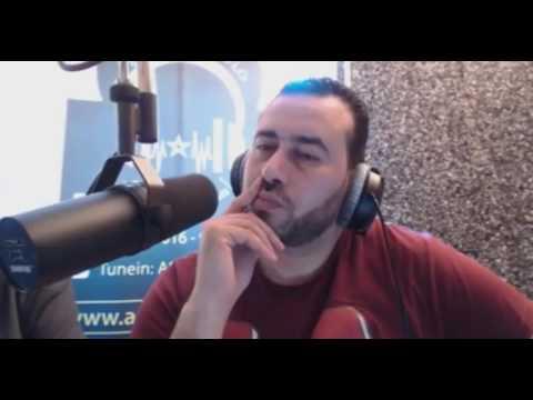 التجاري وفابنك في استضافت راديو اصوات-Barcelona-