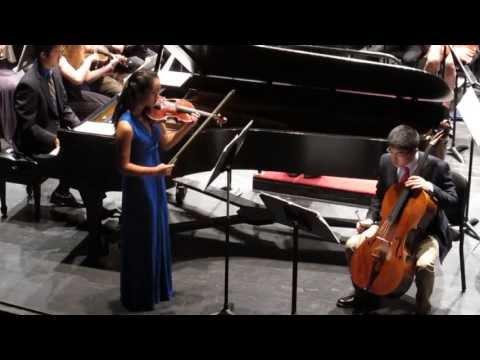 Beethoven Triple Concerto, III. Rondo alla Polacca