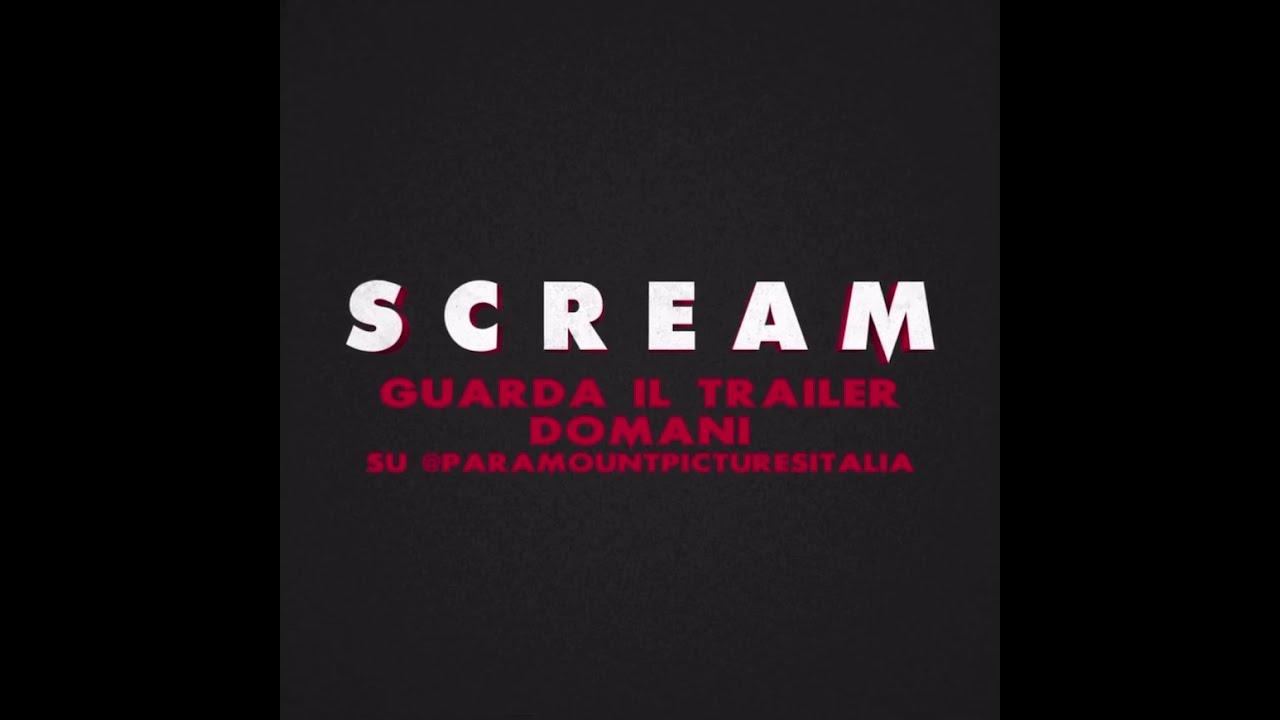 SCREAM 5 (Numero sconosciuto - Trailer domani!)