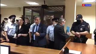 Ефремов получил срок  Приговор в суде Видео