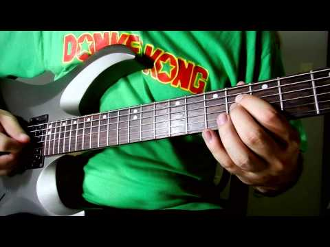 Donkey Kong Country 2: Diddy's Kong Quest Guitar Medley